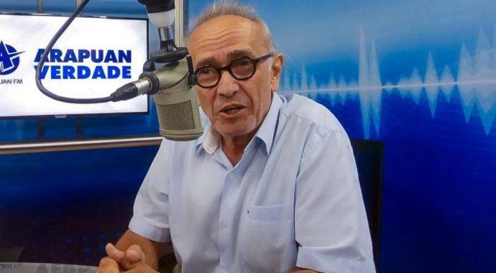 MDB tenta atrair Cícero Lucena para disputar a PMJP, mas ex-senador resiste
