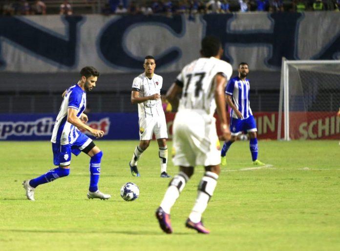 Botafogo-PB vence fora de casa e assume a liderança na Copa do Nordeste