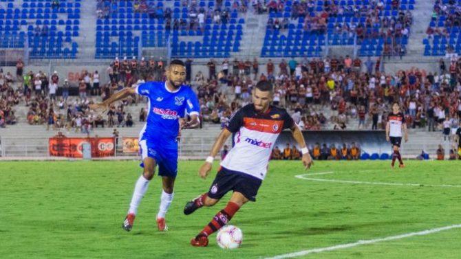 Campinense bate Perilima e se aproxima da classificação no Campeonato Paraibano