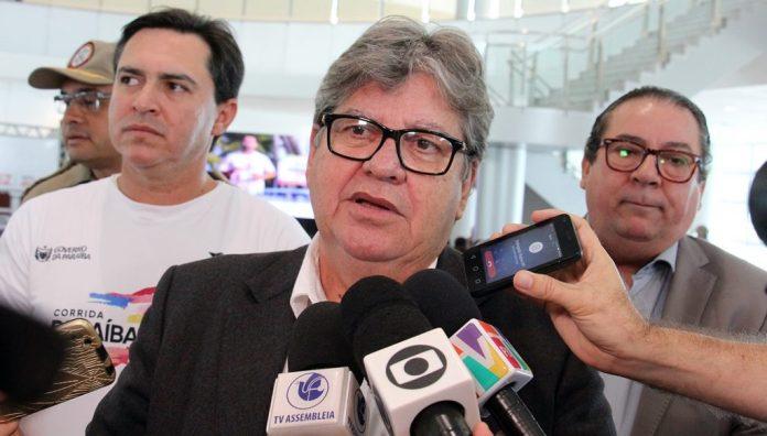 João convoca entrevista para anunciar novas ações de prevenção ao coronavírus na PB