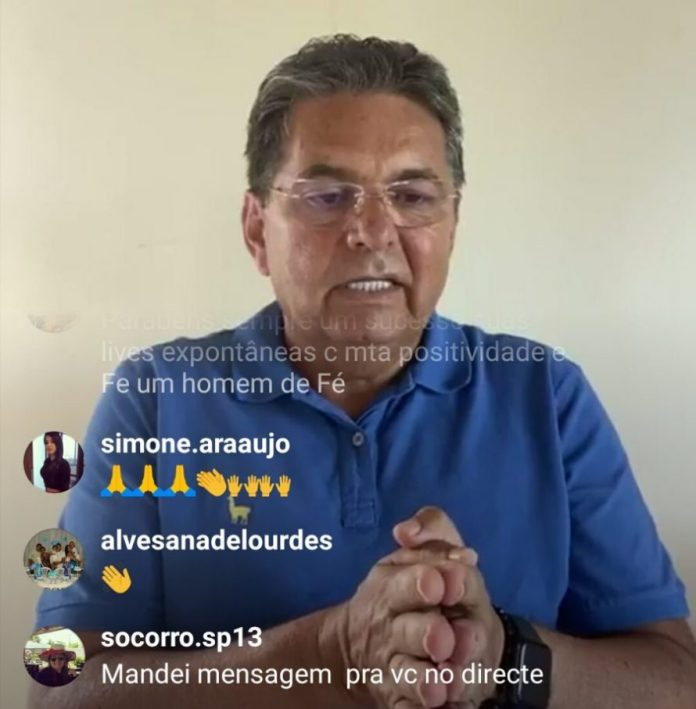Adriano Galdino destaca ações da ALPB durante quarentena do coronavírus