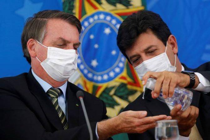 Em entrevista à Globo, Mandetta manda recado para Bolsonaro e cobra 'fala unificada' do governo