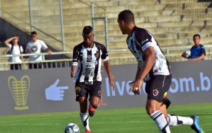 Em meio à pandemia, Botafogo-PB anuncia o reforço de três jogadores