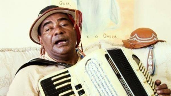 Luto na música: Morre em São Paulo o cantor paraibano Pinto do Acordeon