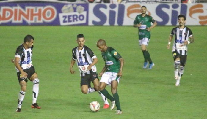 Na estreia de Zimmermann, Botafogo-PB empata em casa pela Série C