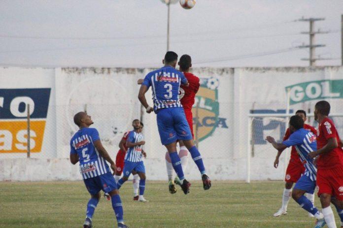 Atlético de Cajazeiras perde de novo e se mantém na lanterna na Série D