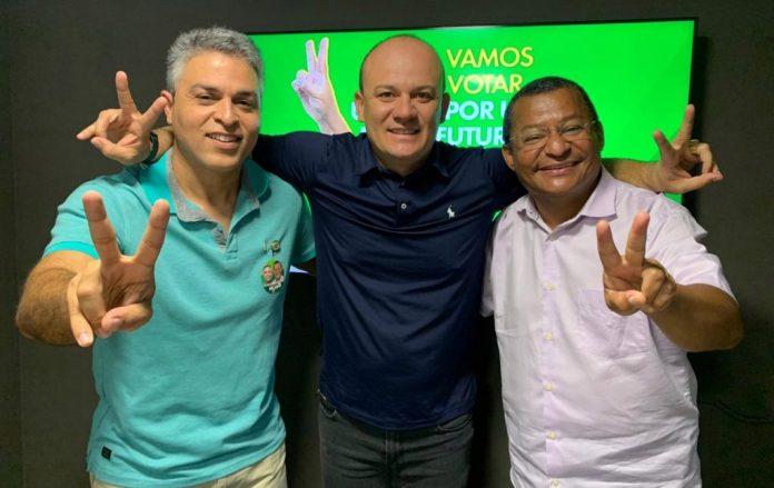 Cabo Gilberto anuncia apoio a Nilvan e Major Milanez no segundo turno