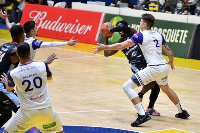 Basquete Unifacisa perde mais um jogo e cai para a 12ª posição no NBB