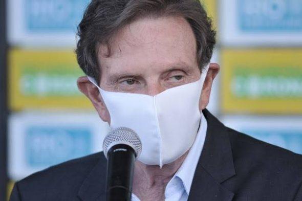 STJ concede prisão domiciliar para Crivella com uso de tornozeleira