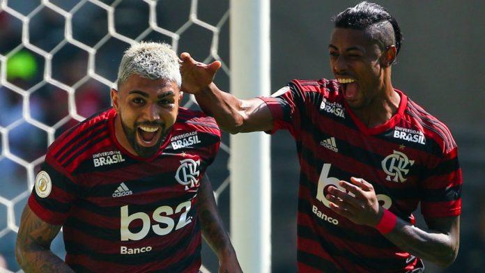 Flamengo pode perder Gabigol e Bruno Henrique na reta final do Brasileiro