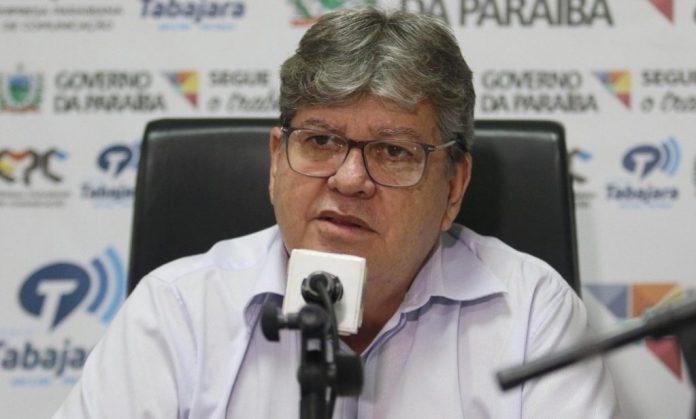 João anuncia Programa de Regularidade Fiscal com redução de até 80% das multas