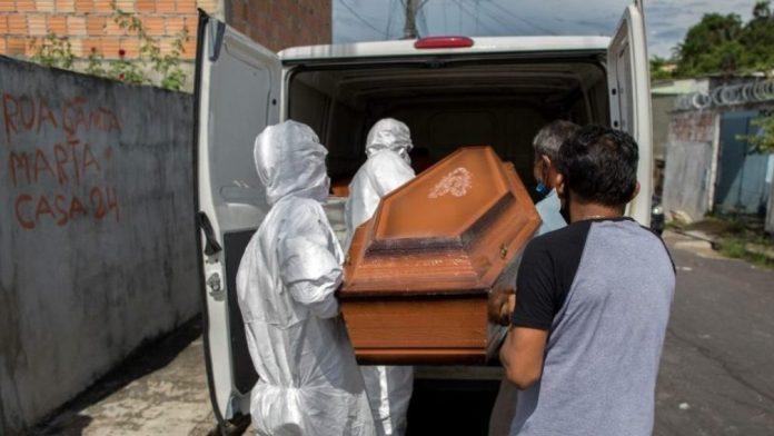 Paraíba registra 31 novas mortes por Covid-19 em 24 horas, aponta boletim