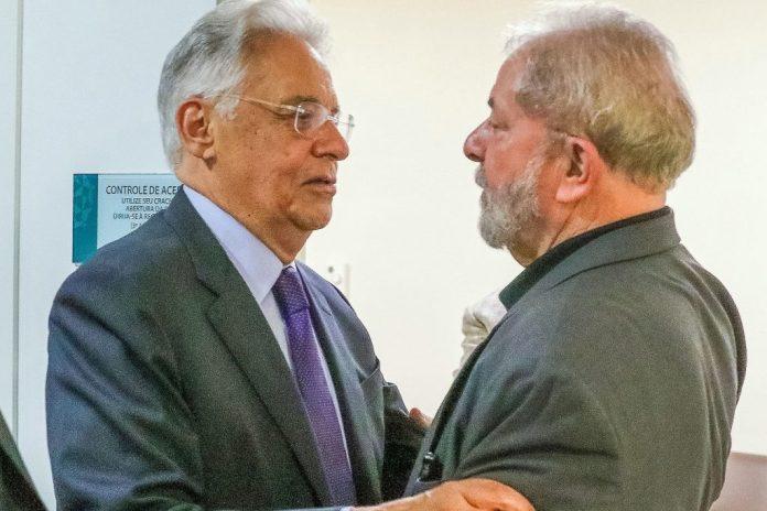 Disputa presidencial: FHC admite votar em Lula para derrotar Bolsonaro