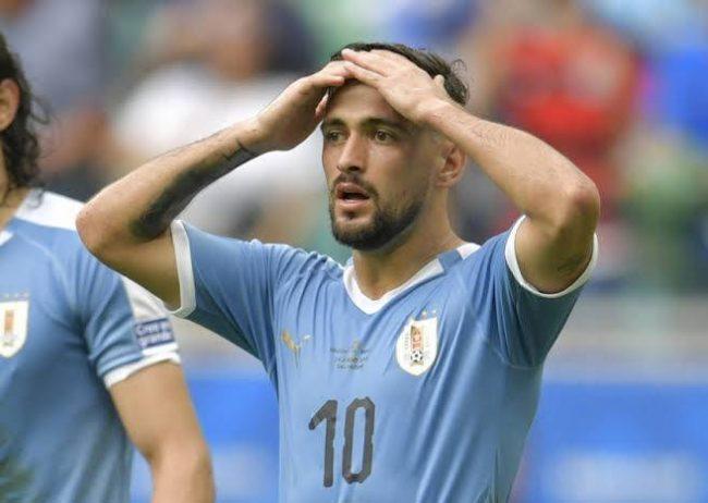 Contrário à Copa América, Arrascaeta pega Covid e é cortado da seleção