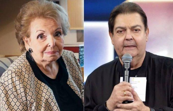 Luto na TV: Cordélia Silva, mãe de Faustão, morre aos 95 anos de idade