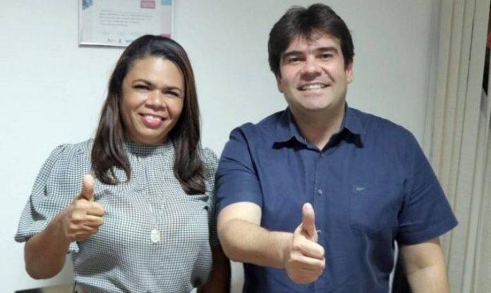 Prefeita de Pitimbu anuncia apoio à reeleição do deputado Eduardo Carneiro