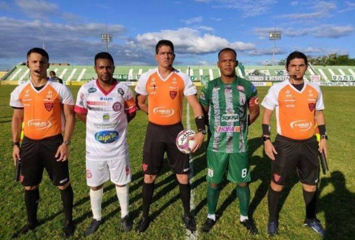 Sousa bate São Paulo Crystal e carimba o passaporte à final do Paraibano