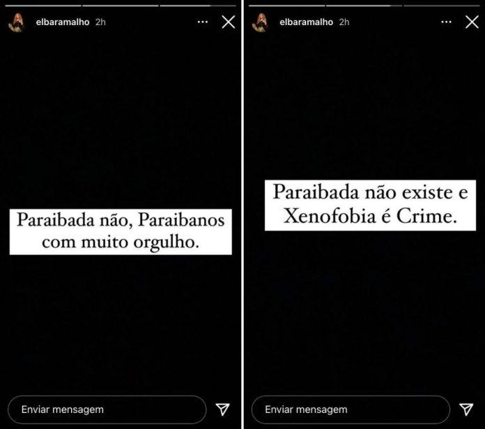 Juliette e Elba rebatem fala de Fontenelle e apontam crime de xenofobia