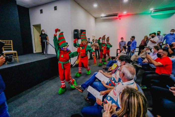 Prefeitura lança 'Natal dos Sentimentos' com programação em três pontos de JP