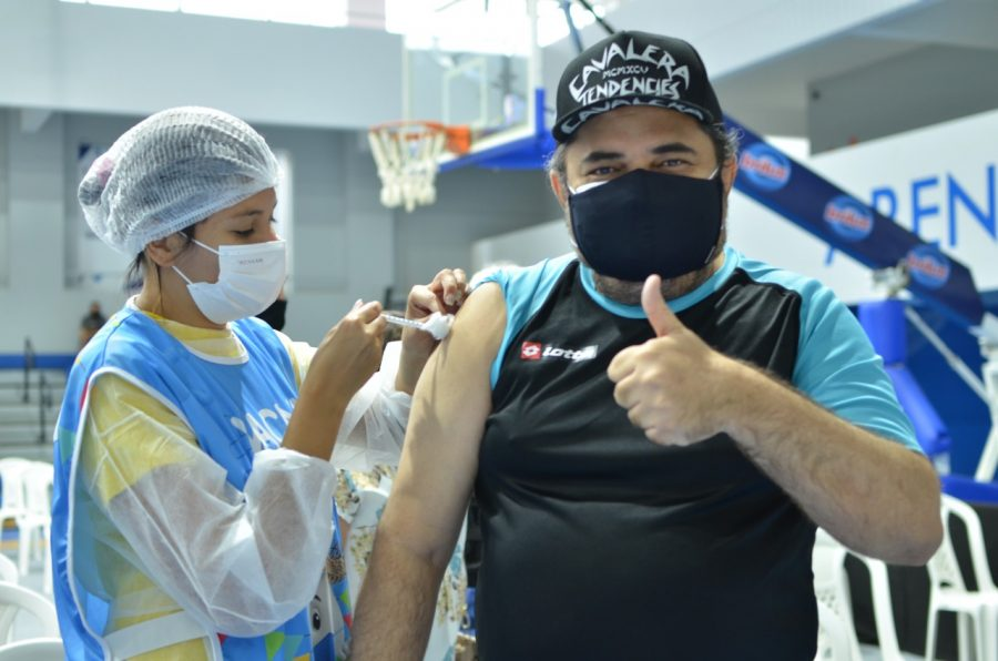 Paraíba Online • Covid-19: Campina Grande vacina 32+ nesse domingo e 31+ na segunda-feira