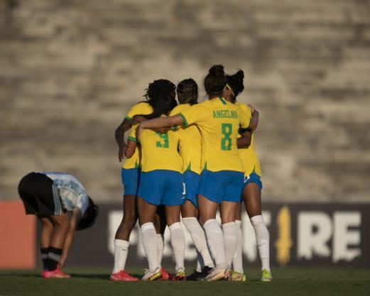 Foto: Talita Gouvêa / CBF