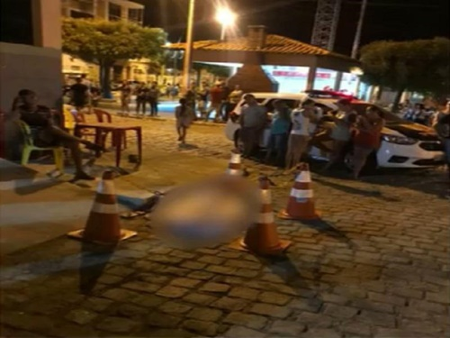 Adolescente é assassinado no Sertão
