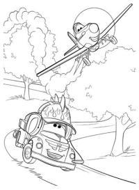 Dibujos de Disney Planes - Para Imprimir Gratis ...