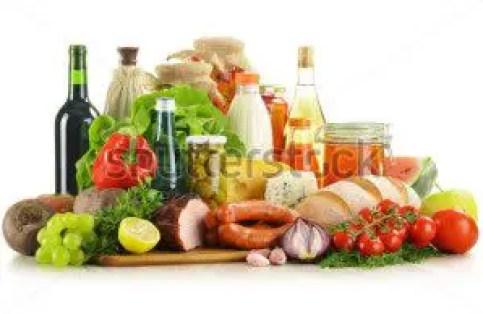 Salada e tempreros