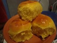 Pão de cenoura 3