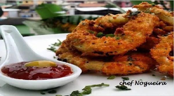 Tem Na Web - BATATA CROCANTE EM ARCO (Rodelas) -Arc crispy potatoes!
