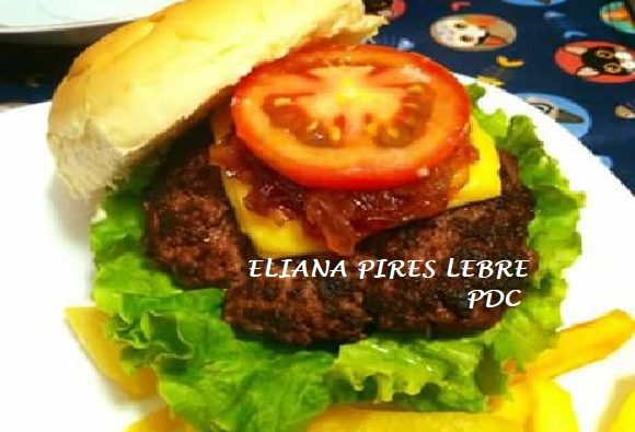 BEST HAMBURGUER RECIPE