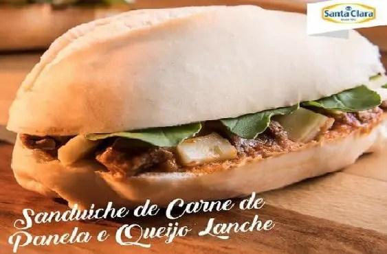SANDUÍCHE DE CARNE