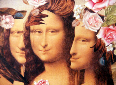Parajanov's Mona Lisa