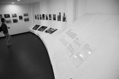 Parajanov/Vartanov exhibit