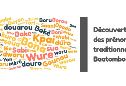 À la découverte des prénoms Bariba, une ethnie du nord Bénin