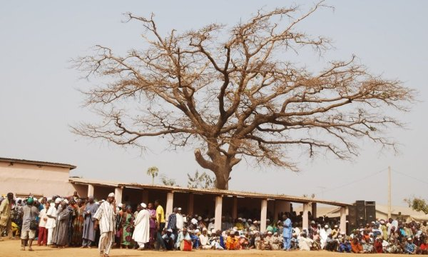 Nord Bénin : Le royaume de Parakou