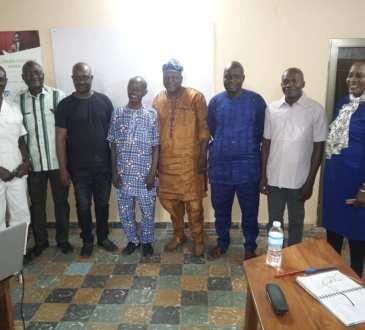 Assemblée Générale élective CSID Bénin - Janvier 2019