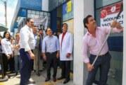 Rehabilitará Gobierno del Estado 150 centros de salud en Jalisco