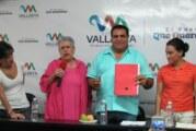 Entregan propuesta de Reglamento de Participación Ciudadana a PV