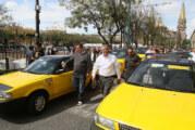 Corrigen: 5 mil taxistas pagaron padrón falso