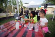 Extraordinaria respuesta a Expo Kids en Puerto de Luna