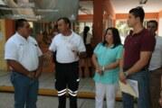 Verifica alcalde estado de refugios temporales