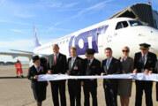 Confirman el inicio de operaciones del nuevo vuelo Puerto Vallarta-Polonia