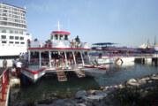Se duplica el número de usuarios de embarcaciones en tours de la bahía