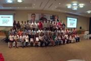 Reconocen a 100 representantes por impulsar Fonacot en la región