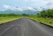 A punto de concluir la rehabilitación de la carretera Las Palmas – Tebelchia