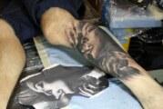 Danobis Sandoval impresiona y logra 4 premios en Expo Tattoo Internacional de PV