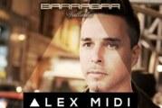 Barra Bar cierra el año con Alex Midi