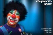 """""""Chuponcito"""" visita Vallarta este jueves en La Santa"""