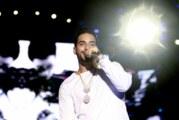 Simplemente espectacular la noche de Maluma en Hard Rock Vallarta